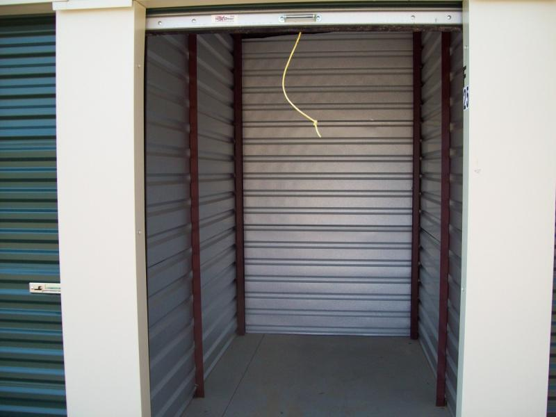 5 x 10 Self Storage Unit