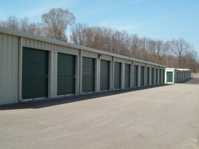 Pennfield Self Storage offers 24 hour digitally coded access gate, lighted, paved, secure, fire resistant storage units